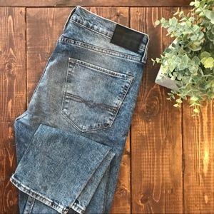 Levis 286 Denizen Jeans Slim Taper Fit, Size 34